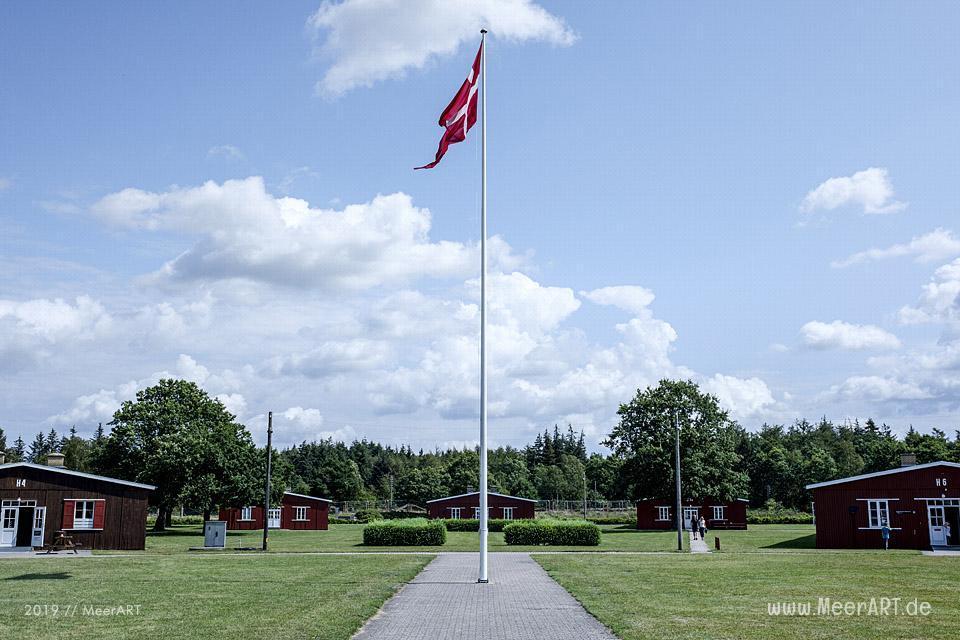 Frøslevlejrens Museum – Ein Gefangenenlager aus dem zweiten Weltkrieg // Foto: MeerART