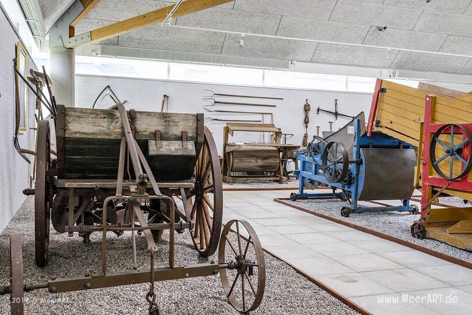 Das Museum Oldemorstoft in dänischen Padborg nahe der deutsch-dänschen Grenze // Foto: MeerART