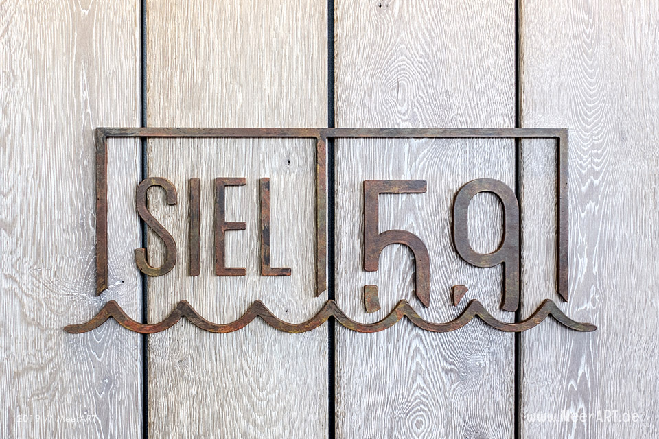 Am Siel deiner Träume - Das Hotel und Restaurant SIEL59 von Carsten Hansen in Schlüttsiel // Foto: MeerART / Ralph Kerpa