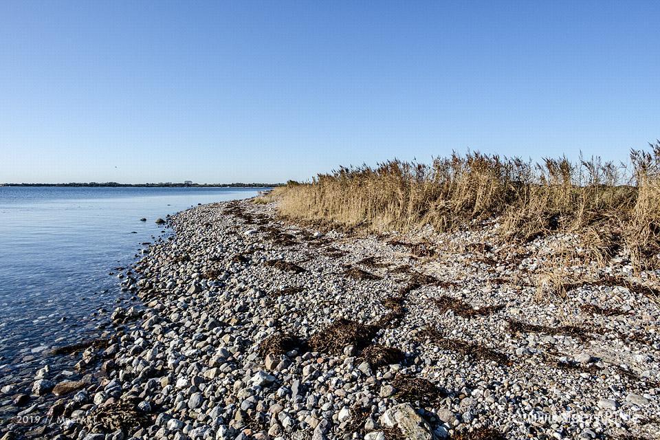 Unsere erste Entdeckungstour auf der idyllischen Insel Årø // Foto: MeerART