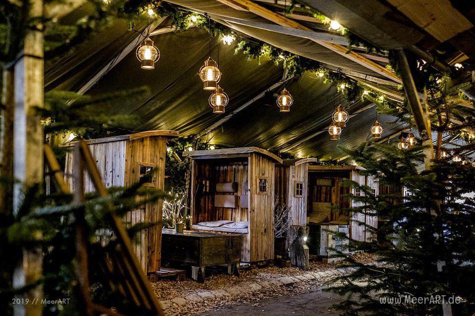 Weihnachtsmark auf den Gutshof Krusmølle in Sønderjylland // Foto: MeerART / Ralph Kerpa