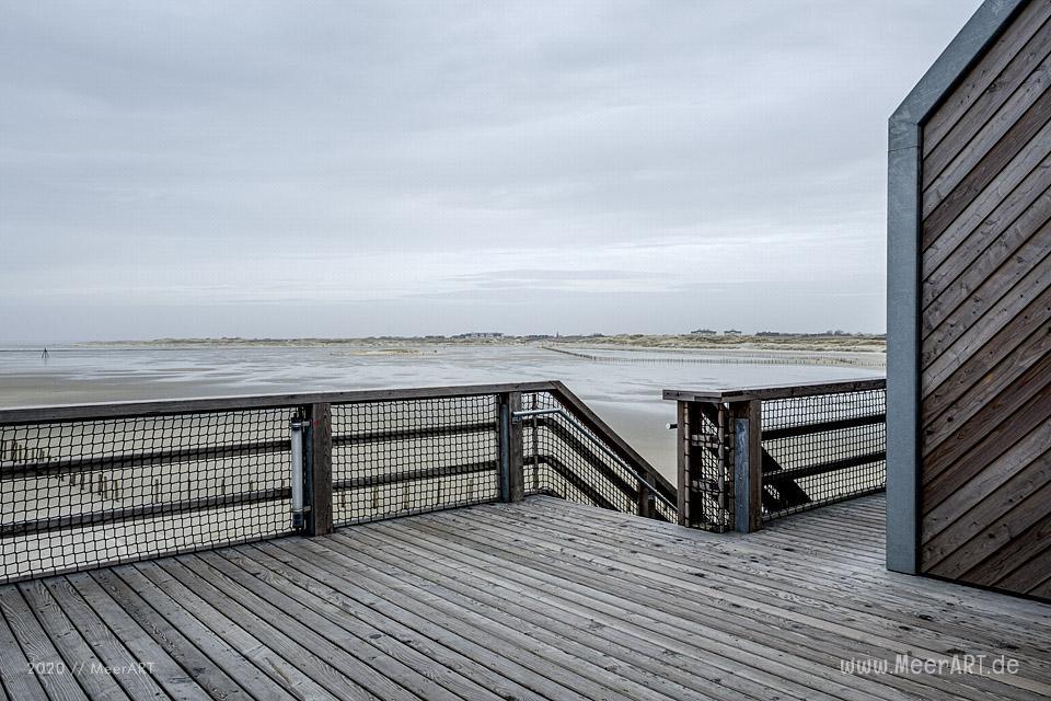 Winterausflug an den wunderbaren Strand von St. Peter-Ording // Foto: MeerART / Ralph Kerpa