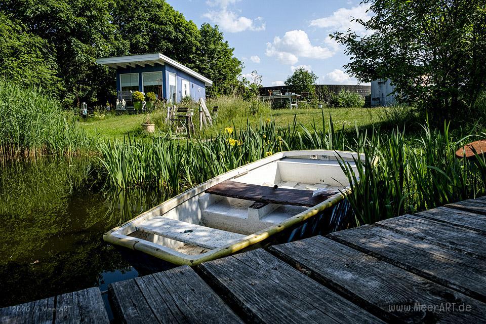 Homestory bei der Familientherapeutin Agnes Husar aus Högel in Nordfriesland // Foto: MeerART / Ralph Kerpa