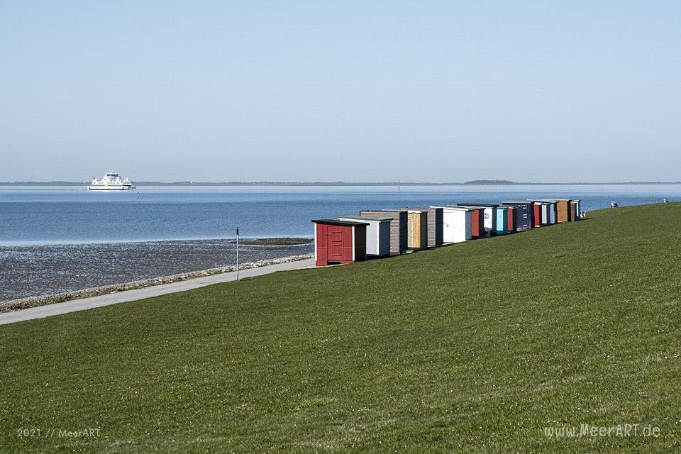 Dagebüll - Modellregion Nordfriesland / Foto: MeerART