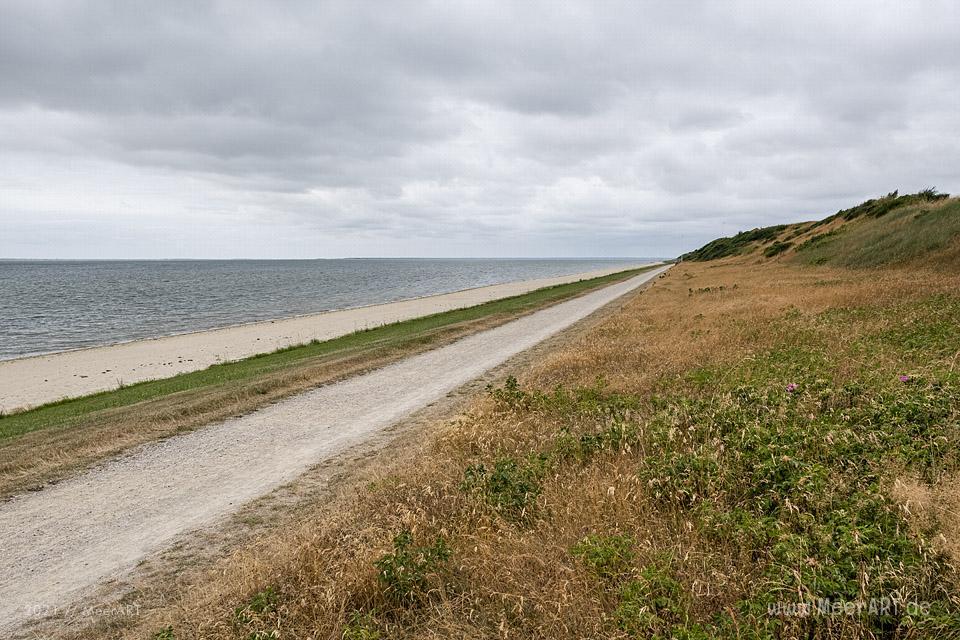 Der Mensch am Meer in Esbjerg // Foto: MeerART