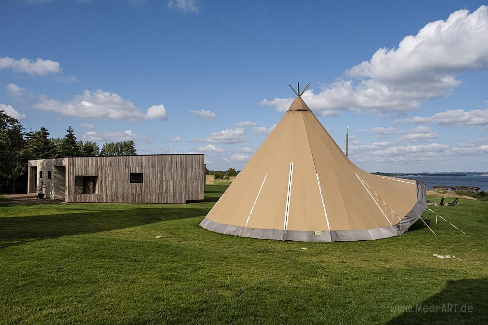 Outdoor und Luxus-Ferienhäuser / Luksus ferieboliger og outdoor // Foto: MeerART / Ralph Kerpa
