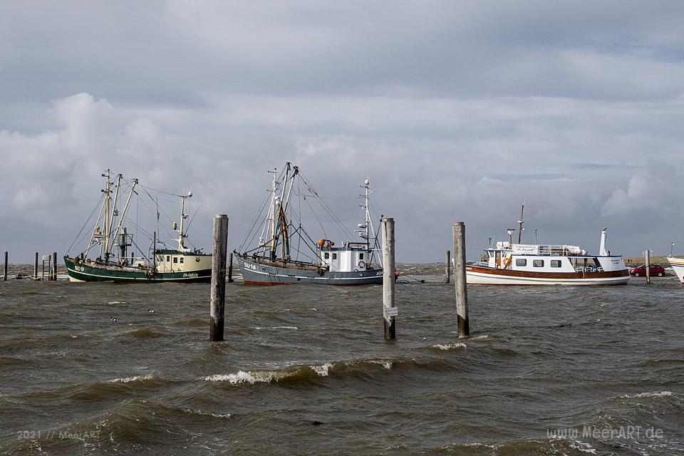 Der erste Herbststurm in Nordfriesland // Foto: MeerART / Ralph Kerpa